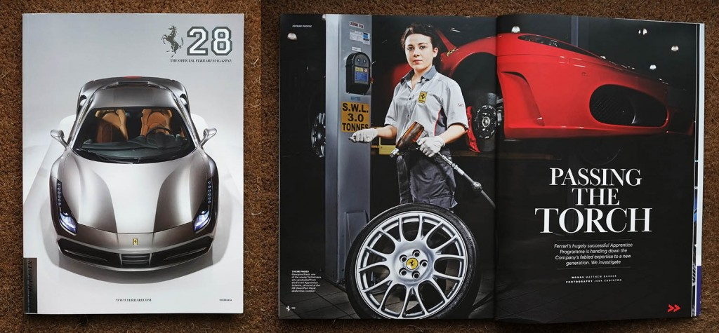 Ferrari Blog 1