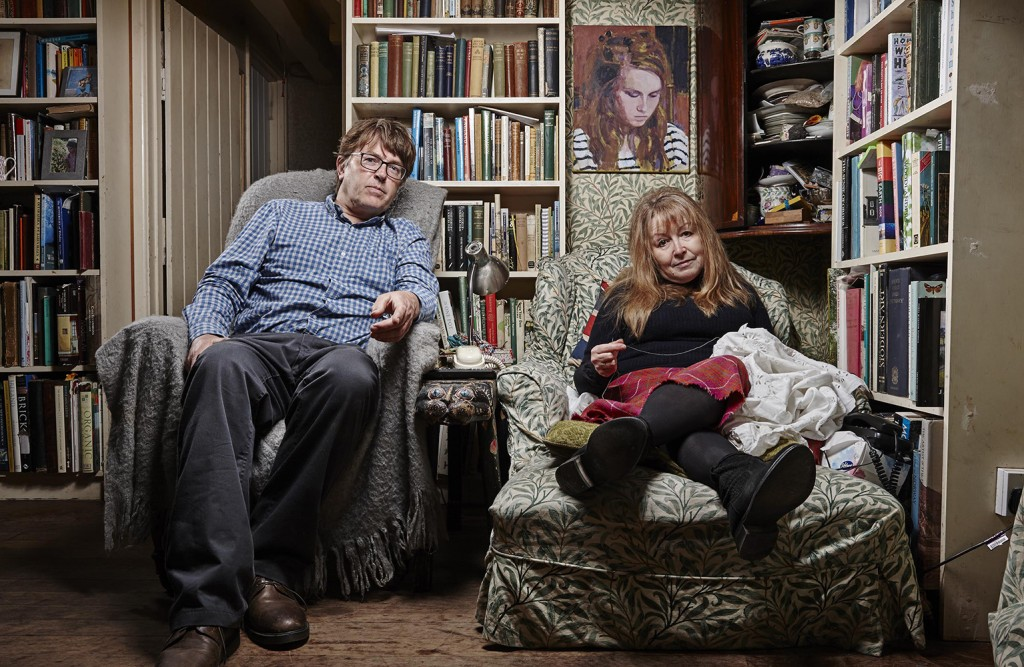 Giles & Mary Web